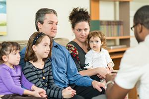 Eltern- und Kinderbegleitung